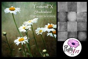 "TextureFX: Shadowland (12""sq)"