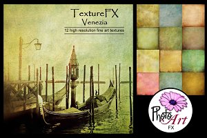"""TextureFX: Venezia (12""""sq)"""