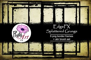 EdgeFX: Splattered Grunge