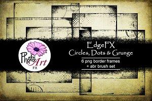 EdgeFX: Circles, Dots & Grunge
