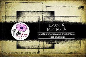 EdgeFX: Mix'n'Match