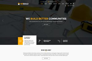 WEBUILD – Construction & Building