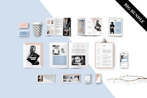 MALINA Branding Bundle – All in One