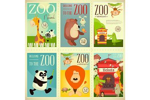 Zoo Park Posters