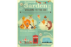Zoo Park Poster