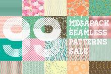 85%OFF Megapack patterns