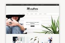 Monstera - A Creative Theme