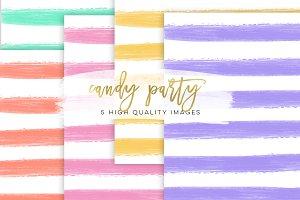 Stripes paper