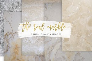 the real marble paper