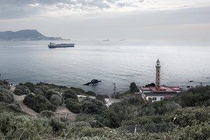 Gibraltar Strait Lighthouse