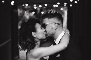 Fashion kiss