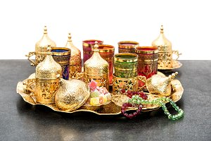 Ramadan kareem. Holidays decoration