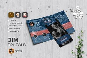 JYM Tri-Fold
