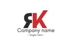 RK Company Logo Design