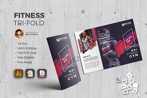 Fitness Tri-Fold