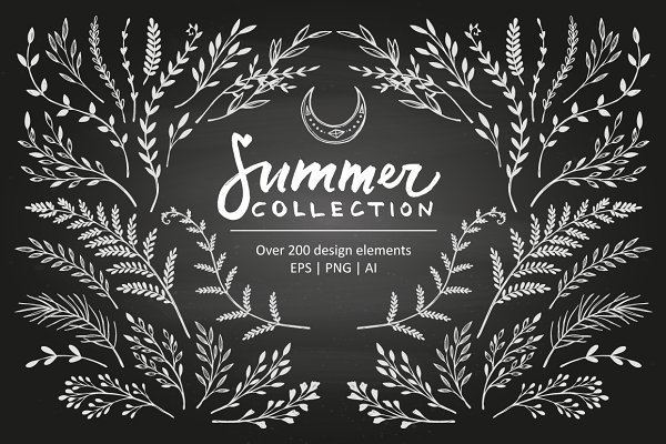 Big Summer collection