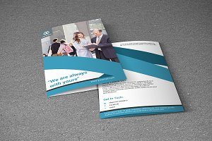 Corporate Brochure Template-V732