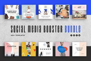 Social Media Booster Bundle