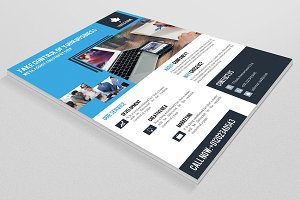 Business Flyer Template -V565