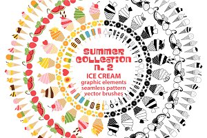 SUMMER COLLECTION Vol. 2 Ice Cream