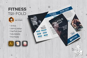Fitness Pro-Trifold