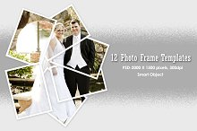Photo frame templates v1