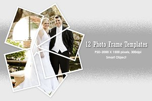 Photo frame templates v1
