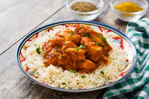 Tikka masala chicken