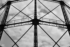 Industrial Gasholder