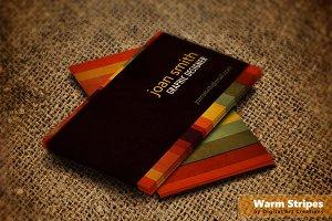 Warm Stripes