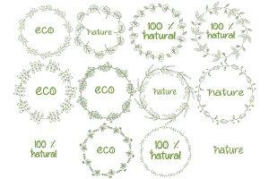 eco wreaths