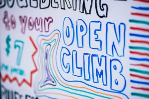 Open Climb