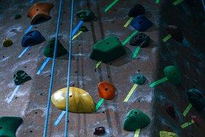 Active Climbing Wall