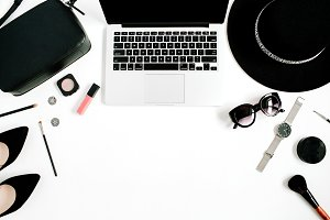 Fashion blog header