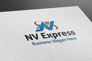 NV Express Style Logo