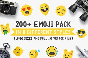 Emoji Travel Pack