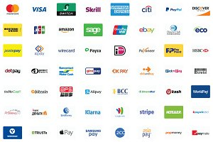 56 Payment Icons