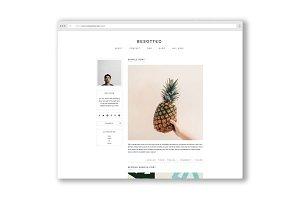 besotted / a portfolio + blog