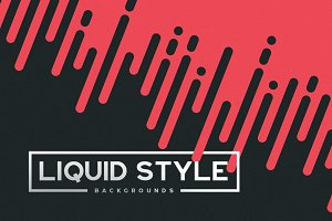Liquid/Fast Style Backgrounds