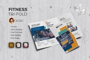 Creative Fitness Tri-Fold