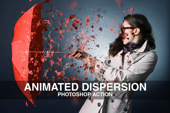 Animated Dispersion