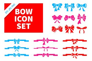 Bow icons