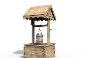 Wooden Well
