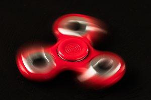 Red spinner!