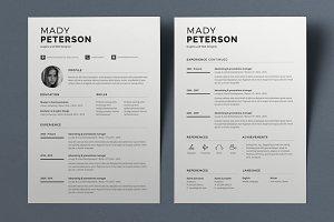 Resume Mady