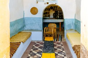 Traditional Nubian House