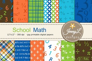 School Math Digita Papers