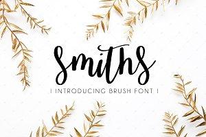 Smiths Font