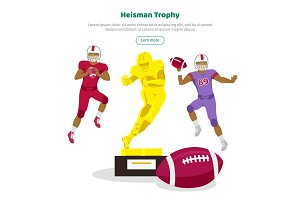 Heisman Trophy and American Football Players