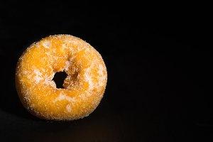 mini donut sugar